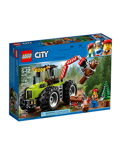 Lego City Forest Tractor 60181-MULTI-One Size