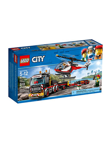 Lego City Great Vehicles Heavy Cargo Transport 60183-MULTI-One Size