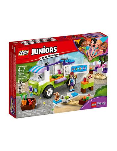 Lego Juniors Mias Organic Food Market 10749-MULTI-One Size