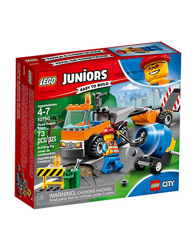 Lego Juniors City Road Repair Truck 10750-MULTI-One Size