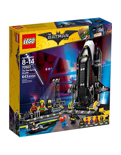Lego Batman Movie The Bat-Space Shuttle 70923-MULTI-One Size