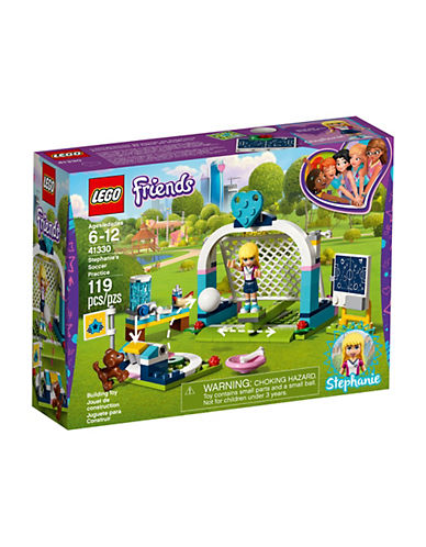 Lego Friends Stephanies Soccer Practice 41330-MULTI-One Size