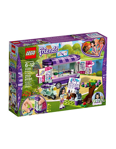 Lego Friends Emmas Art Stand 41332-MULTI-One Size