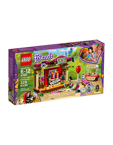 Lego Friends Andreas Park Performance 41334-MULTI-One Size