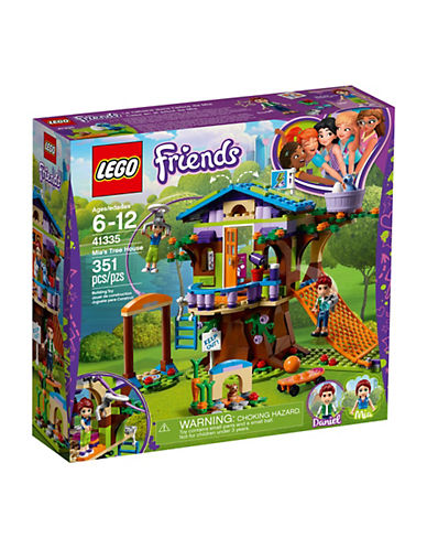Lego Friends Mias Tree House 41335-MULTI-One Size