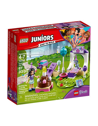 Lego Juniors Emmas Pet Party 10748-MULTI-One Size
