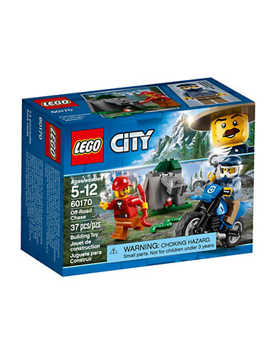 Lego City Police Off-Road Chase 60170 90169421