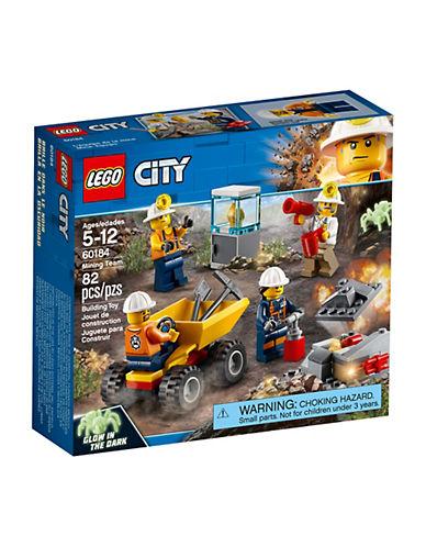 Lego City Mining Team 60184-MULTI-One Size