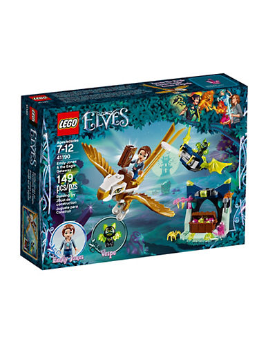 Lego Elves Emily Jones & the Eagle Getaway 41190-MULTI-One Size