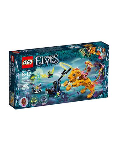 Lego Elves Azari & the Fire Lion Capture 41192-MULTI-One Size