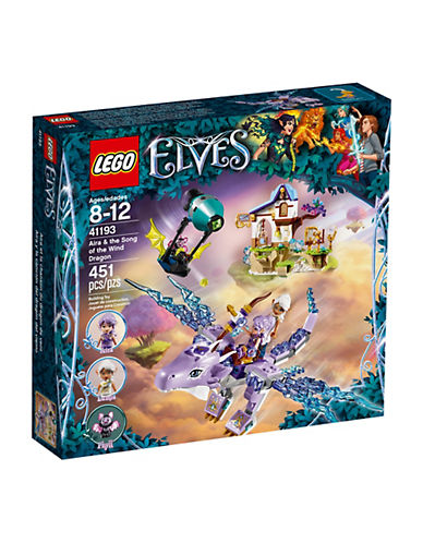 Lego Elves Aira & the Song of the Wind Dragon 41193-MULTI-One Size