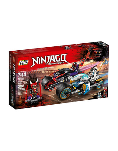 Lego Ninjago Street Race of Snake Jaguar 70639-MULTI-One Size
