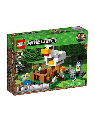 Lego Minecraft The Chicken Coop 21140-MULTI-One Size