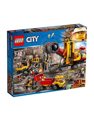Lego City Mining Experts Site 60188-MULTI-One Size