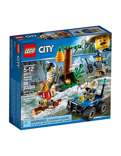 Lego City Mountain Fugitives 60171-MULTI-One Size