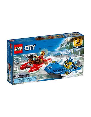 Lego City Wild River Escape 60176-MULTI-One Size