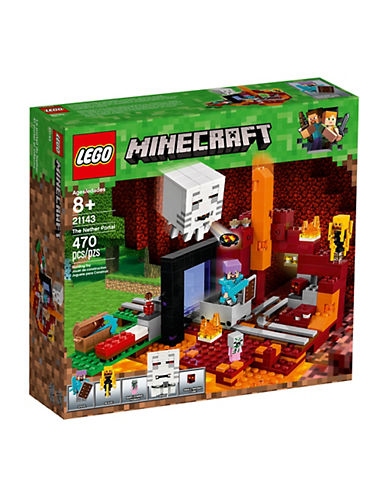 Lego Minecraft The Nether Portal 21143-MULTI-One Size