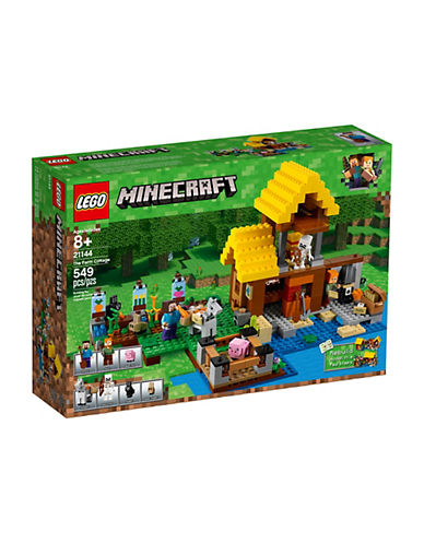 Lego Minecraft The Farm Cottage 21144-MULTI-One Size