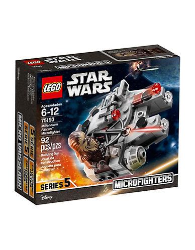 Lego Star Wars Millennium Falcon Microfighter 75193-MULTI-One Size