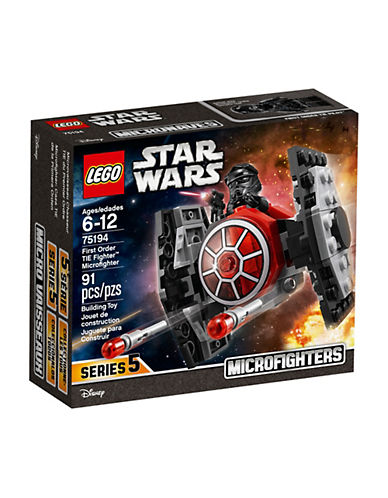 Lego Star Wars First Order Tie Fighter Microfighter 75194-MULTI-One Size