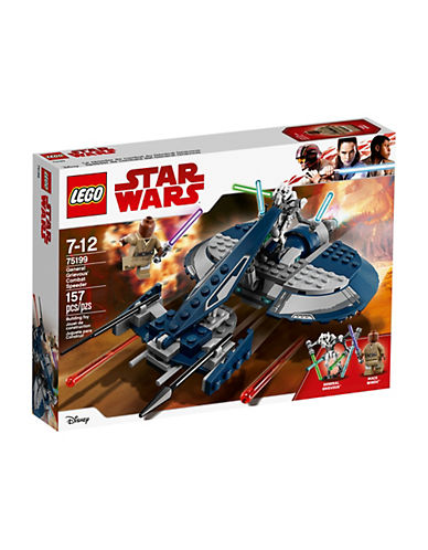 Lego Star Wars General Grievous Combat Speeder 75199-MULTI-One Size