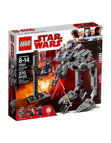 Lego Star Wars Zulu First Order AT-ST Walker 75201-MULTI-One Size