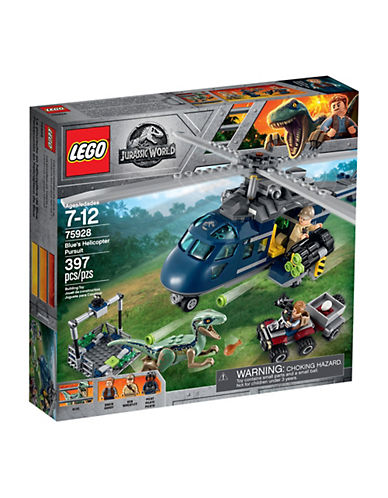 Lego Jurassic World Blue's Helicopter Pursuit 75928 90087436