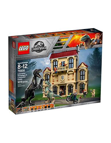 Lego Jurassic World? Indoraptor Rampage at Lockwood Estate 75930 90087440
