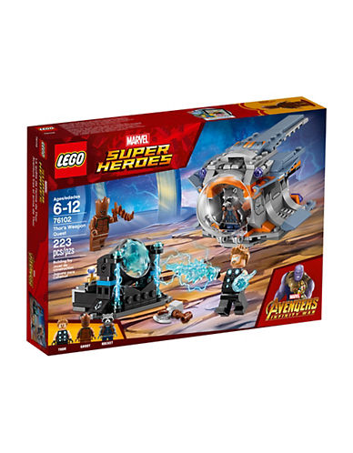 Lego Marvel Super Heroes Thor's Weapon Quest 76102 89991040