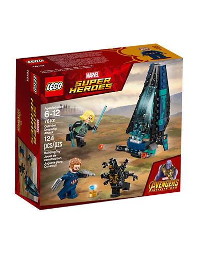 Lego Marvel Super Heroes Outrider Dropship Attack 76101 89991041