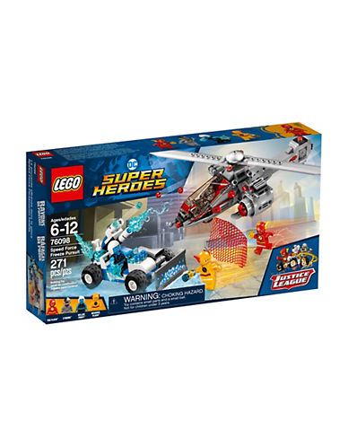 Lego Super Heroes Speed Force Freeze Pursuit 76098-MULTI-One Size