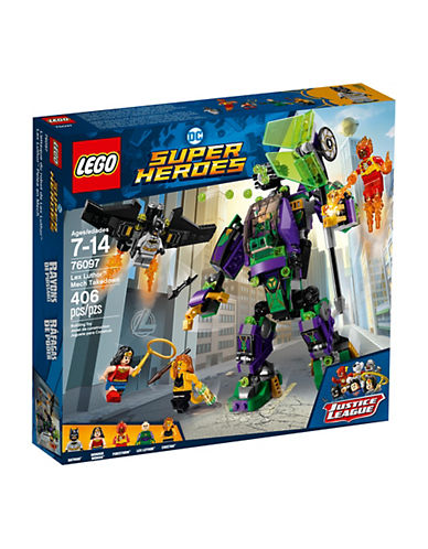 Lego Super Heroes Lex Luthor Mech Takedown 76097-MULTI-One Size