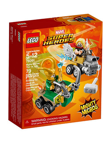 Lego Marvel Super Heroes Mighty Micros Thor vs. Loki 76091 89815082