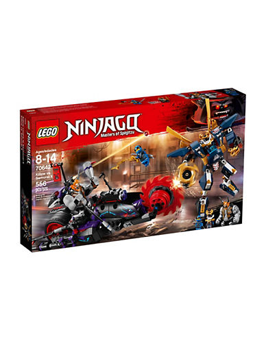Lego Ninjago Killow vs. Samurai 70642-MULTI-One Size