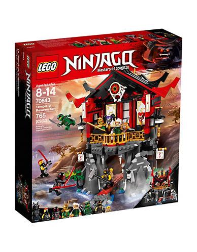 Lego Ninjago Temple of Resurrection 70643-MULTI-One Size