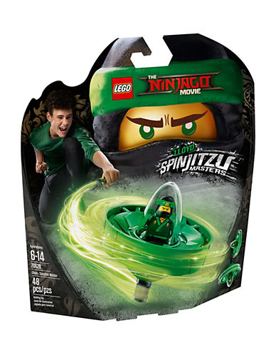 Lego Ninjago Movie Lloyd Spinjitzu Master 70628-MULTI-One Size