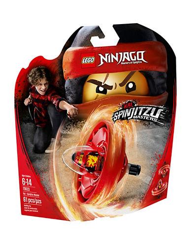 Lego Ninjago Kai Spinjitzu Master 70633-MULTI-One Size