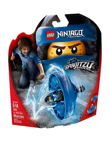 Lego Ninjago Jay Spinjitzu Master 70635-MULTI-One Size