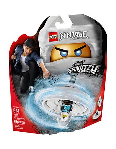 Lego Ninjago Zane Spinjitzu Master 70636-MULTI-One Size