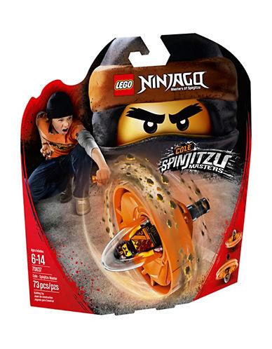 Lego Ninjago Cole Spinjitzu Master 70637-MULTI-One Size