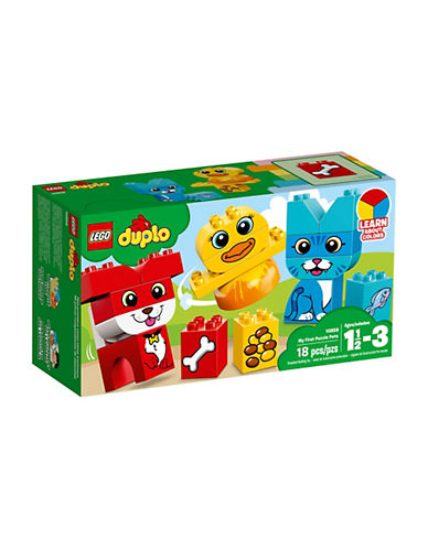 Lego Duplo My First Puzzle Pets 10858-MULTI-One Size