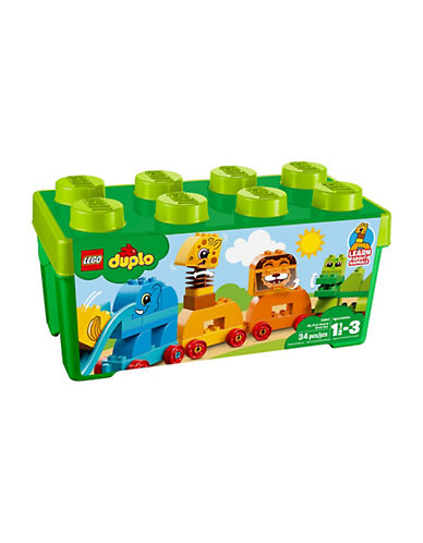 Lego Duplo My First Animal Brick Box 10863-MULTI-One Size
