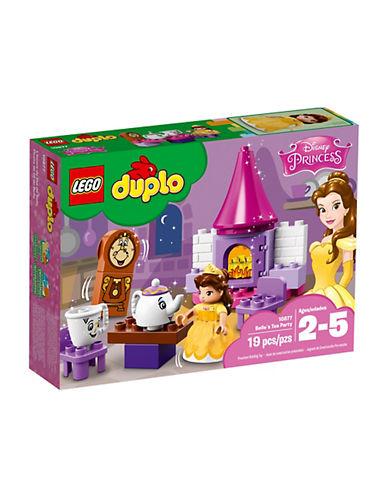 Lego Duplo Belles Tea Party 10877-MULTI-One Size
