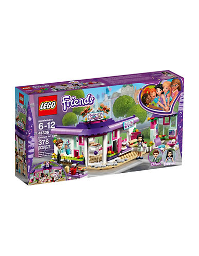 Lego Friends Emmas Art Café 41336-MULTI-One Size