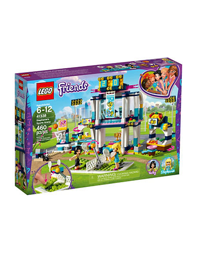 Lego Friends Stephanies Sports Arena 41338-MULTI-One Size