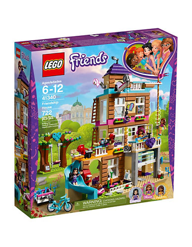 Lego Friends Friendship House 41340-MULTI-One Size