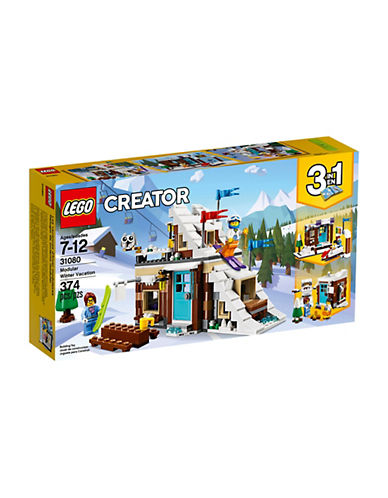 Lego Creator Modular Winter Vacation 31080-MULTI-One Size