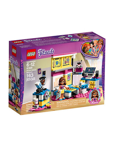 Lego Friends Olivias Deluxe Bedroom 41329-MULTI-One Size