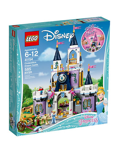 Lego Disney Cinderella s Dream Castle 41154-MULTI-One Size