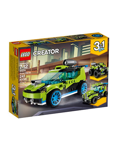 Lego Creator Rocket Rally Car 31074-MULTI-One Size